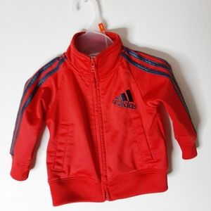adidas Matching Sets - Sweet little baby Adidas suit